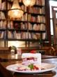 アンティークショップのカフェでストロベリーショートケーキ♡THE GLOBE Cafe