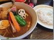 野菜をガッツリ食べるカレーは優しい味のスープ sapporo soup curry HIGUMA 札幌市中央区北17条西17