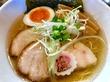 自家製麺 らーめん かり屋(刈谷市) かり屋塩ラーメン