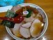 白河ラーメンのお店★★★とら食堂松戸分店*焼豚ワンタン麺*松飛台