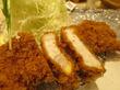 厚切りとんかつ まるたミート イオンモール神戸南店「数量限定:東京エックスロースかつ定食」