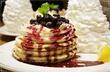期間限定◆エッグスンシングス『ブルーベリーレアチーズパンケーキ』