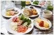 モーニング◆Bonsalute Cafe ボンサルーテカフェ@田町