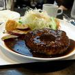 正統派ハンバーグ!キートス(大阪谷町四丁目洋食ランチ)