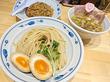 サバ濃厚鶏つけ麺とチャーハンセット!サバ6製麺所 上六店