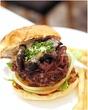 11月のマニアは「グリルド マッシュルーム チーズ バーガー」バーガーマニア白金店