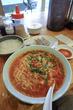 福間ラーメンろくでなし 新宮店で辛麺、福岡って辛麺ブーム中なの?