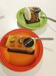 清澄白河♪『アンヴデット』パティシェリアに登場!ピスタチオのケーキとモンブラン~☆