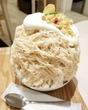 草加のかき氷屋さんは、チーズをキューブで使うのが好きなんだろうか……:かき氷専門店 香 kou(草加)