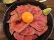 【福岡】絶品ランチ!熟成肉の焼きたてローストビーフ丼♪@アカミヤコウシ