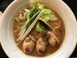 埼玉県、志木駅の超有名店「麺屋うえだ」で限定の牡蠣味噌ラーメンが美味い!