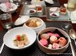 秋のアフタヌーンティーセット「秋菓の重 薔薇」♡ストリングスホテル東京