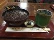 鎌倉「納言志るこ店」の田舎汁粉 ところてん