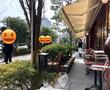 ブラッスリー・ヴィロン 丸の内店 (Brasserie VIRON )@TOKIA一階(丸ノ内二丁目) やせ我慢でもテラス席