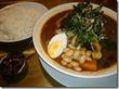 驚くほど手の込んだスープに素材のうま味を引き出された具材のマリアージュに酔える一皿。SpiceRig香楽(札幌市豊平区豊平1条5)