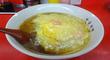 「本日のサービス」は「天津麺と炒飯」でした♪@「中華料理 大王(ターワン)」