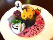 2017年ハロウィンスイーツ その③ 篠崎の「Cafe Ange」 10月限定「ハロウィンパンケーキ」!