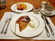 フレンチトーストモーニング♡ペニンシュラの朝食