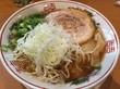 牛スープの中華そば♪@中華そば 来々源
