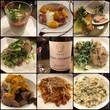貸切りコース料理とワインを堪能♪@utage