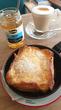 【パンとエスプレッソと/表参道】念願のムーを使った時間限定フレンチトースト♪