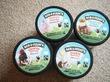 ベン&ジェリーズのアイスクリーム☆