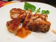 スタンディングバー オオタニ@明石・本町「パイチーズハンバーグ・桜姫鶏のローストカツ・他」
