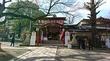 梅香る辛つけめん@江戸前煮干中華そば きみはん 五反田店 & 居木神社に詣でてきました