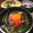 ぶっかけ海鮮丼、素晴らしい一品。(赤坂 転石亭 HANARE (アカサカテンセキテイハナレ)@赤坂)