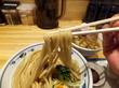 上六に新店舗、つけ麺食べてきた~♪ サバ6製麺所 上六店 @ 大阪 上本町 上六
