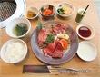 大満足の焼肉ランチ「トラジ御膳」@焼肉トラジ田町店
