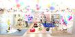 格安の親子向けフォトスタジオ!たまプラーザの「スタジオノハナ」はライフスタジオ風な撮影が可能で超お得でおすすめ