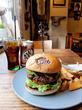 ベースバーガー+アボカド+チーズ/THE RISCO(東別院)