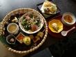 粥菜レストラン季寿さん 益城 見た目も豪華で華やかな和御膳