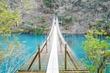 静岡⑨川根本町♪絶景!死ぬまでに渡りたい奥大井・寸又峡の夢の吊り橋~☆