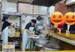 二葉@三井記念病院そば(神田和泉町一丁目) アサリ青菜は基本の一杯