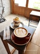 アーモンドミルクのカフェラテ♡Up to you coffee