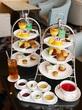 Summer Afternoon Tea Set♡横浜ベイホテル東急ソマーハウス