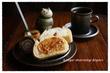 おうちモーニング その1766 ~POINT ET LIGNEのパンと、ロミさんのジャム~