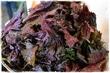 【レシピあり】赤紫蘇を仕入れました!