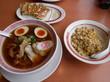 (東久留米市) - 幸楽苑 東久留米店 「新・極上中華そばミックスランチ+煮卵」