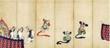 「墨と金 狩野派の絵画」 根津美術館
