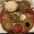 忙しい日はこれ!赤坂bizタワーのB1Fにあるシンガポール料理店で海南鶏飯です(シンガポール海南鶏飯 赤坂店 (ハイナンチーファン)@赤坂)