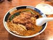 【はしご(銀座)/排骨担々麺】