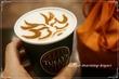 カフェ◆TULLY'S COFFEE タリーズ・コーヒー@東銀座