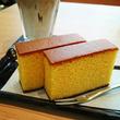 カステラはやっぱり文明堂♪銀座『BUNMEIDO CAFE GINZA』