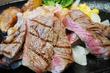 【福岡】サラダバー付きステーキランチ♪@ステーキハウス フォルクス 博多駅南店