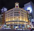 銀座和光WAKOシロクマ ウィンドウディスプレイ 2016クリスマス(旧服部時計店) 東京都中央区銀座4丁目5-11