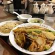 【浜松町/大門】週末でもランチが楽しめる中華 五目焼きそばが美味!!