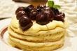 期間限定◆Eggs 'n Things『アメリカンチェリーカスタードパンケーキ』